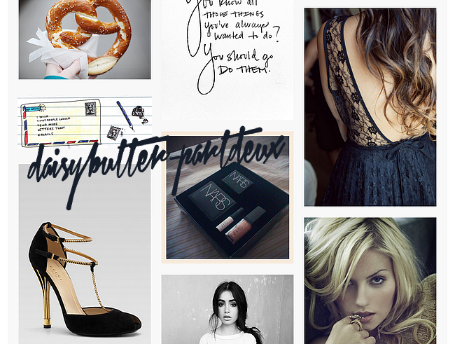 daisybutter - UK Style Blog: tumblr, daisybutter-partdeux, inspiration board