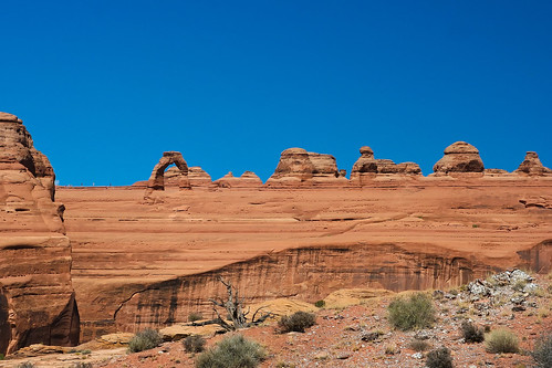UNITED STATES OF AMERICA - Delicate Arch - Arches National Park, Utah