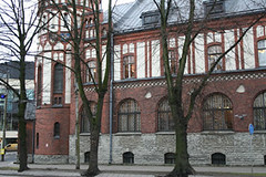 Bank of Estonia Money Museum exterior