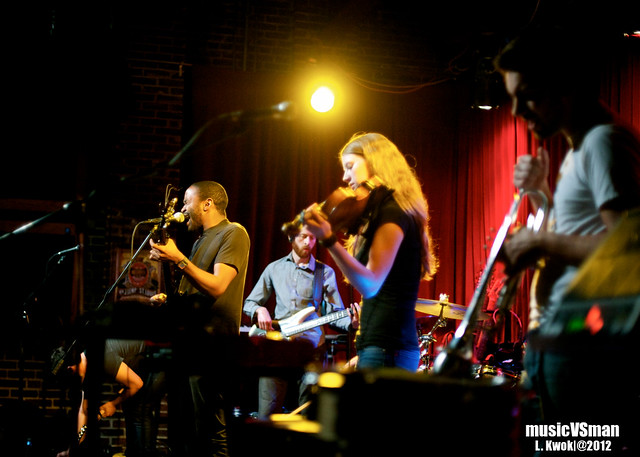 Union Tree Review @ Off Broadway