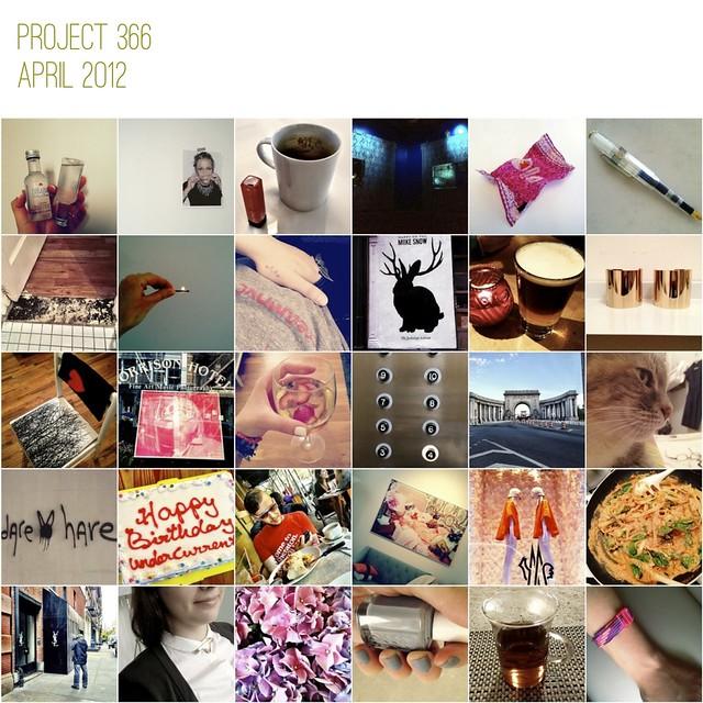 Project366: April