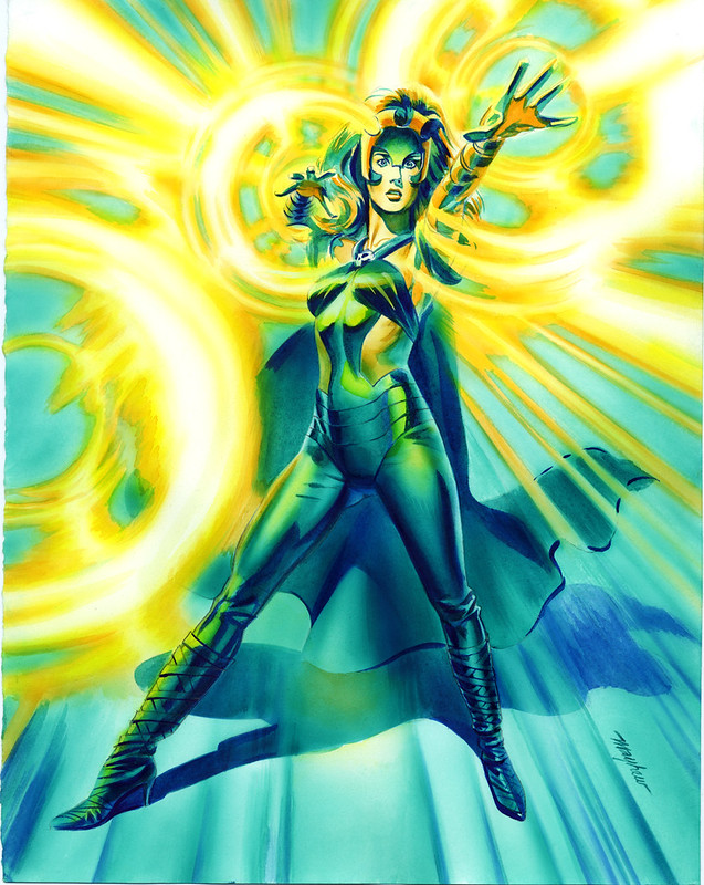 Polaris Commission by Mike Mayhew