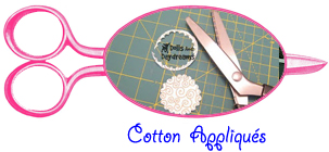 Cotton  Appliqués