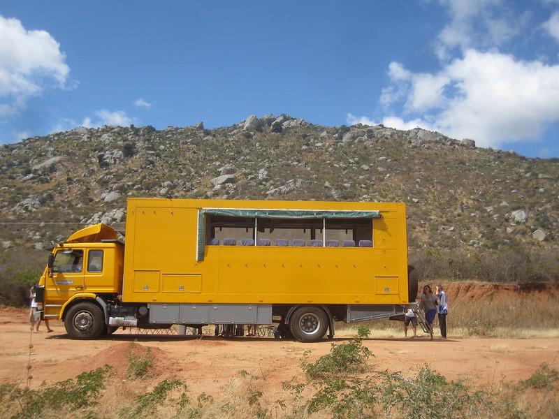 The Truck Tanzania Africa