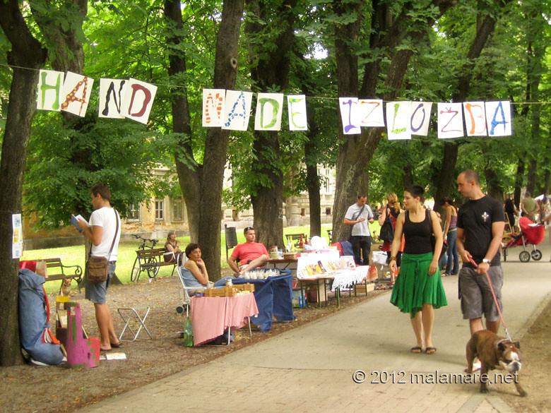 handmade fair karlovac june 2012