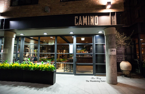 Exterior of Camino (King's Cross)