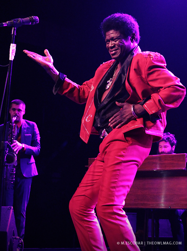 Charles Bradley @ The Fonda Theatre 5/17/14