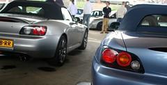 automobile(1.0), automotive exterior(1.0), wheel(1.0), vehicle(1.0), automotive design(1.0), honda s2000(1.0), bumper(1.0), land vehicle(1.0), sports car(1.0),