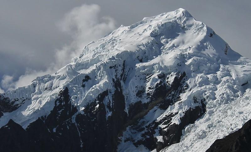Pucaranra (6160m)