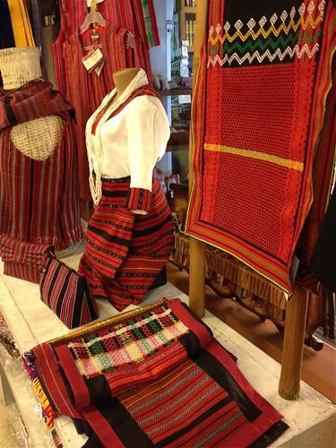 Baguio fabrics - Narda's