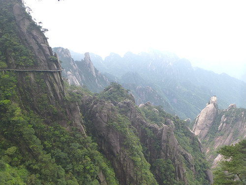 Jiangxi-Sanqing Shan- 2 sentier de l'ouest (39)