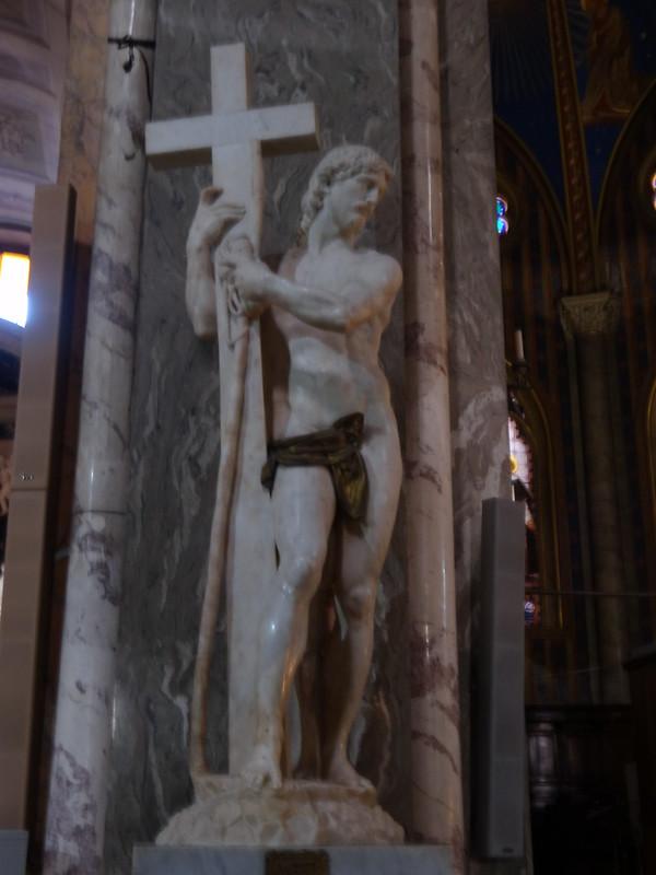 Cristo della Minerva, Michelangelo