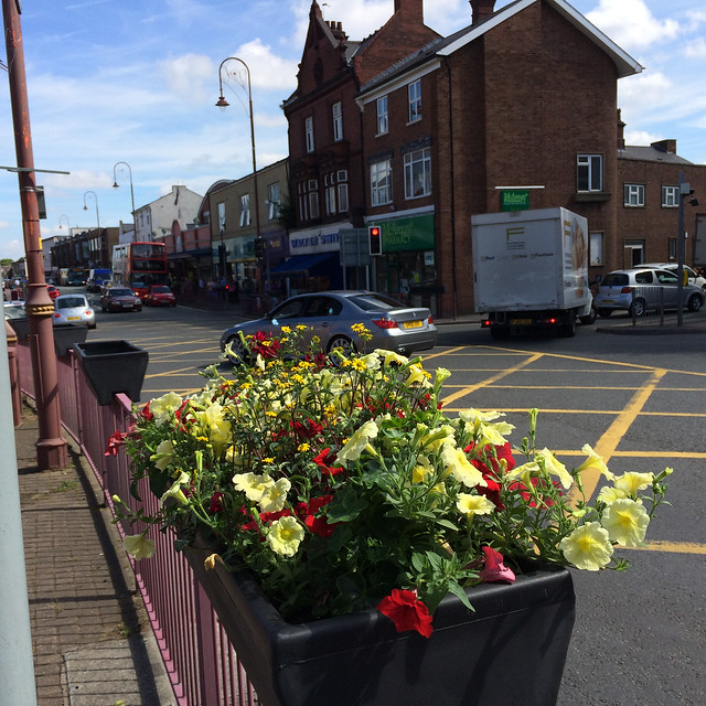 Brierley Hill in Bloom
