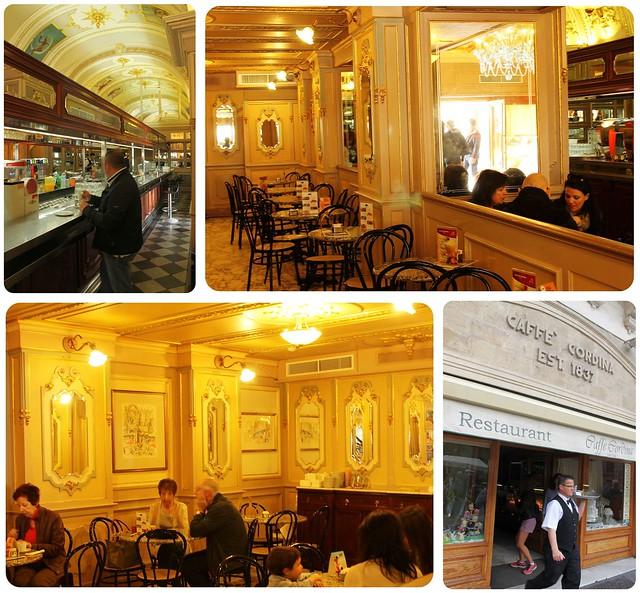 Caffe Cordina Malta Valletta