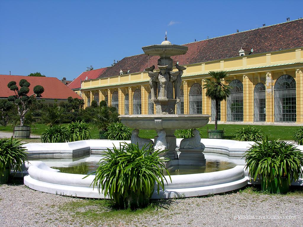 Wien Schönbrunn Renedl 2