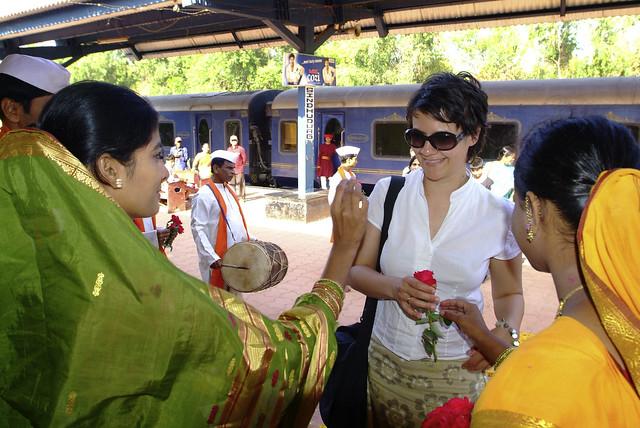 The Indian Maharaja Train