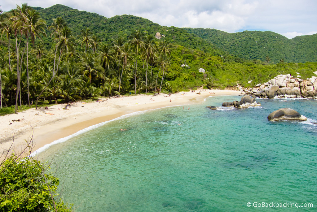 Tayrona Park - the most beautiful beaches in the Caribbean ...