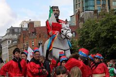 Manchester, Festa Italia