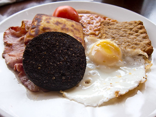 Scottish Breakfast with slice by david.nikonvscanon