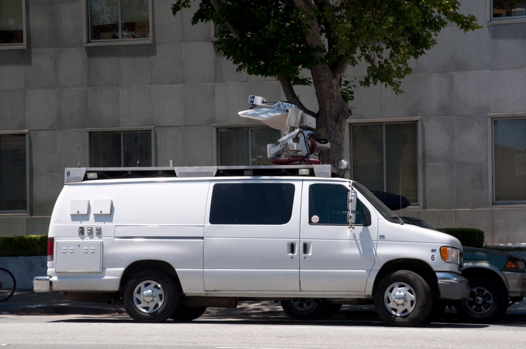 Image result for ktvu news van