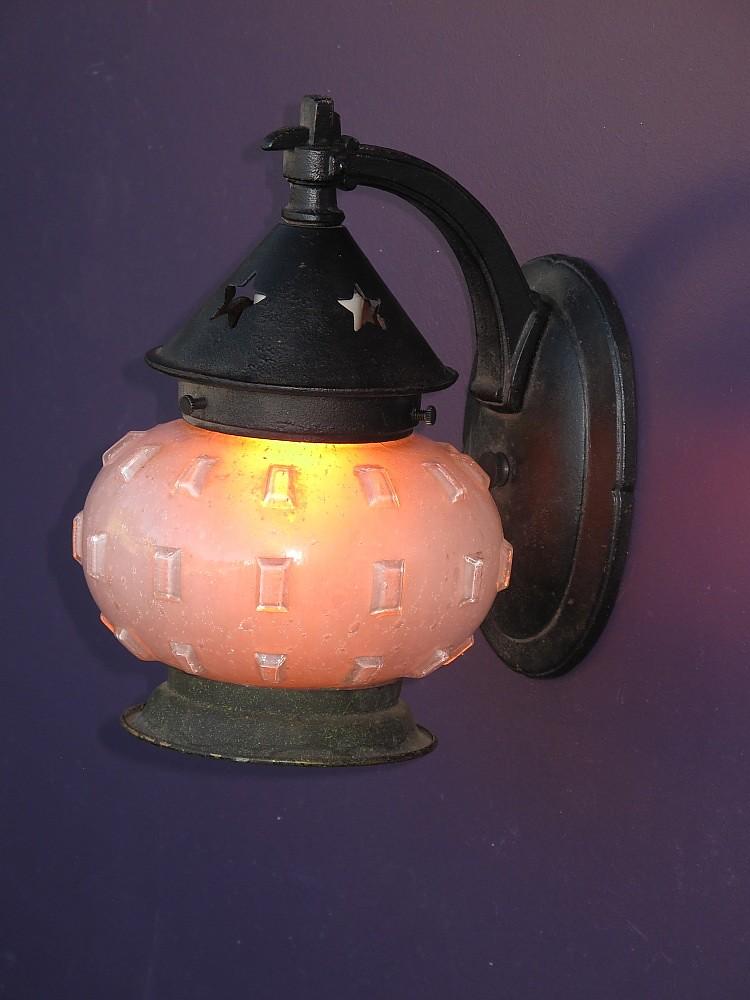 Vintage Arts & Crafts Cottgae Style Porch Light vintagelights.com