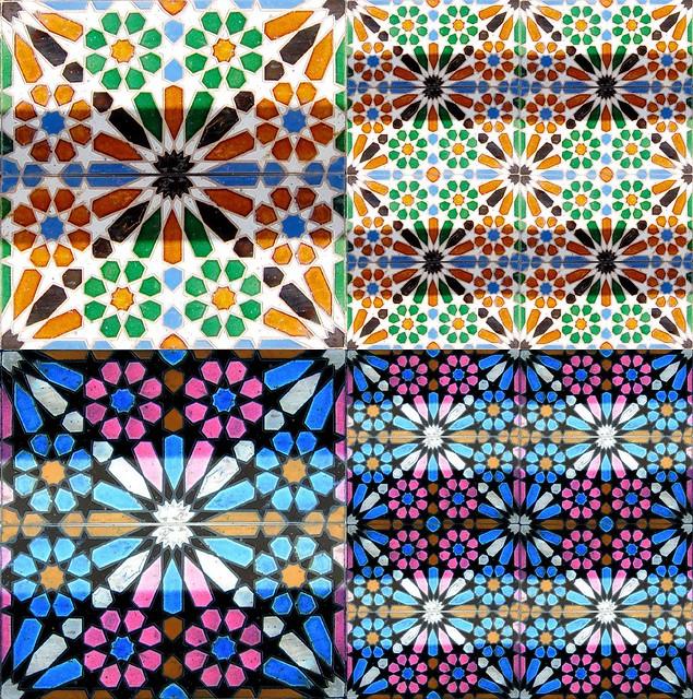Spanish Tile For Kitchen