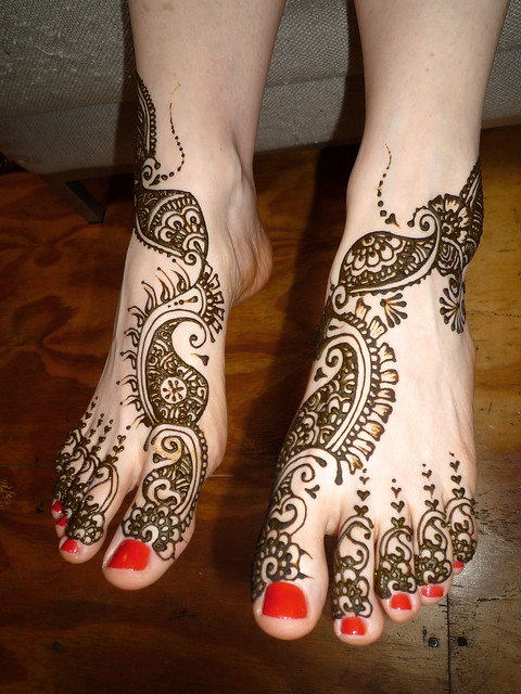 Dolphin Henna Tattoo: Flickr - Photo Sharing