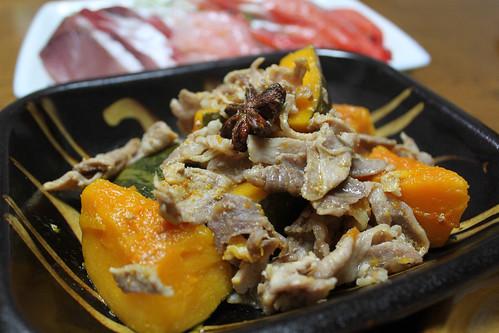 豚かぼちゃハッカク煮-002