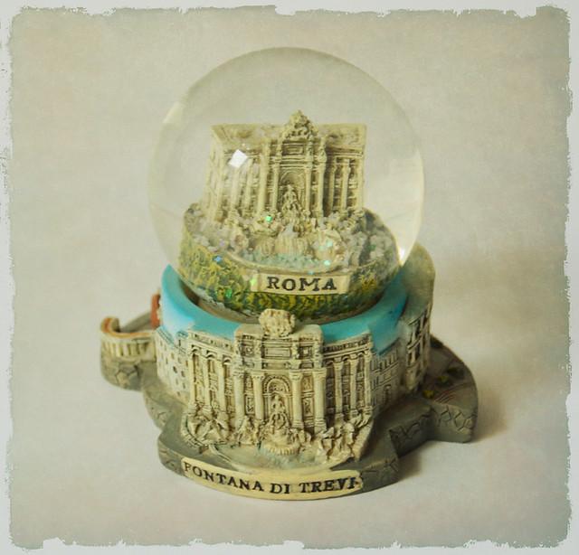 Recuerdo de Roma