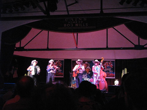 Riders in the Sky on the stage at Cain's Ballroom, MDB21776 by Michael Bates, on Flickr