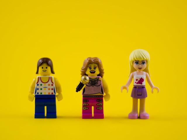 LEGO gals