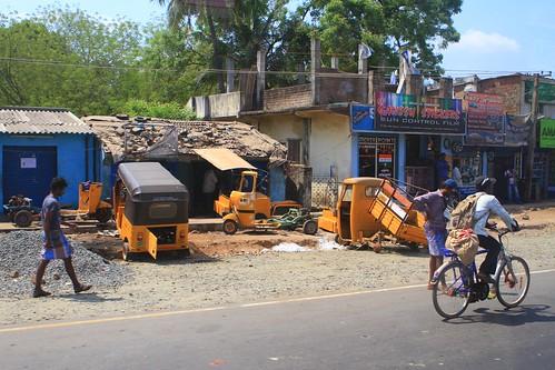 Auto Rickshaw by wanhashim