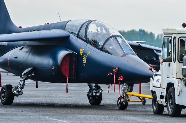 Alpha Jet N42NV