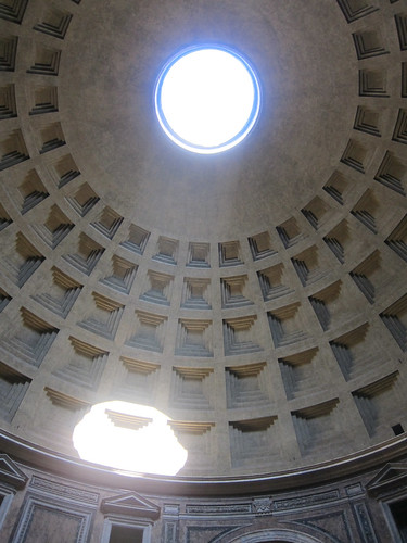 Pantheon Dome ~ March Dot