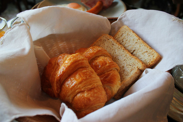 The Asadang - Croissants and Bread