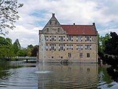 Burg Hülshoff im Münsterland, NRW