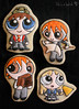 Hogwarts Students Cookies.