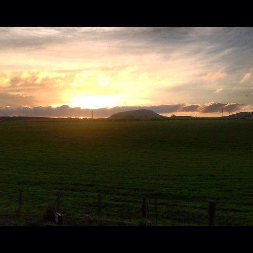 sunrise scotland day134 burnswark 3652012 365the2012edition 13052012