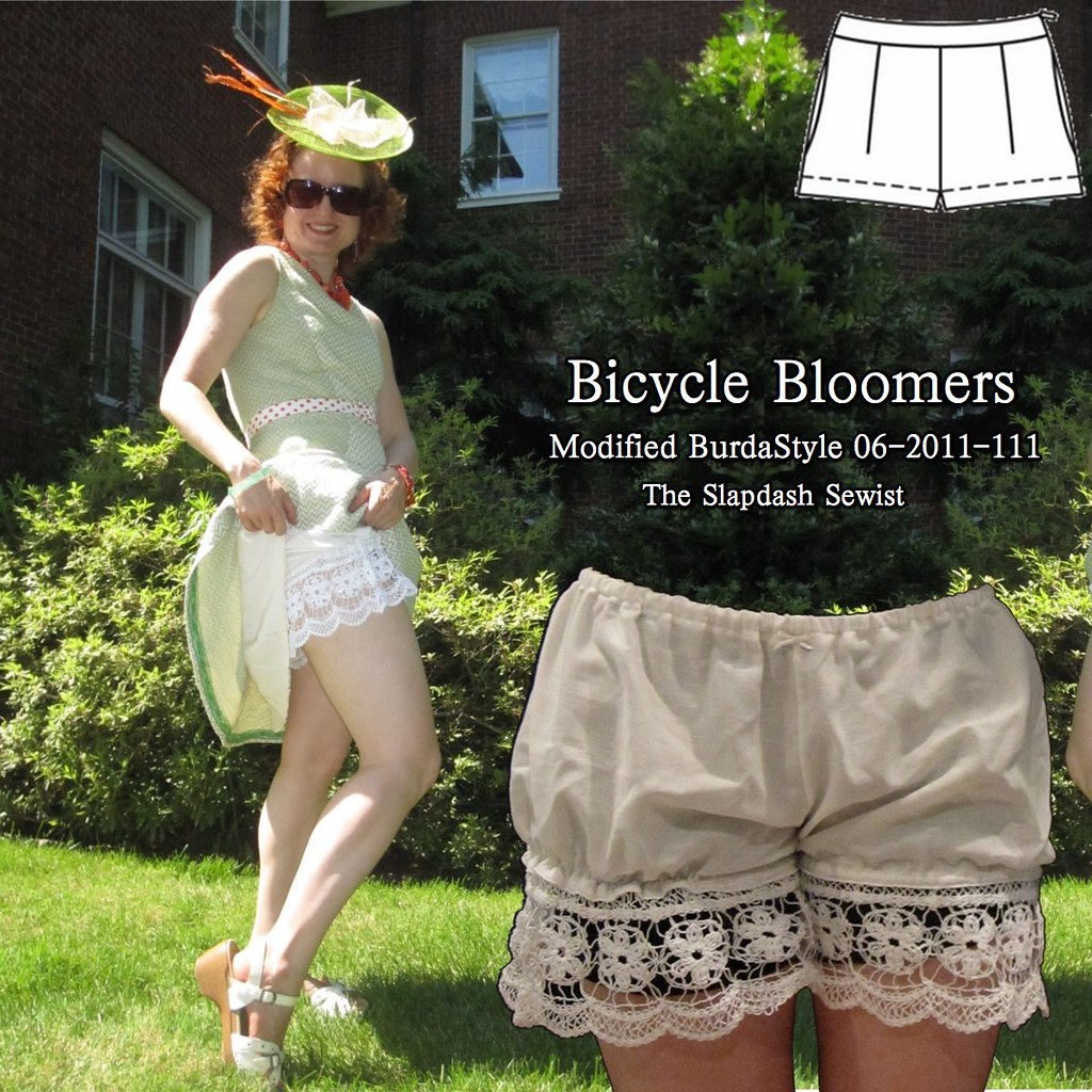 Bike Bloomers Thumbnail
