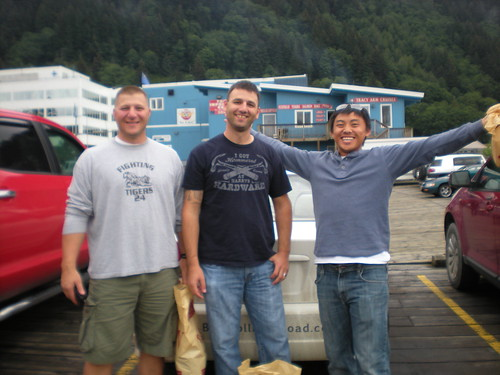 Friends in Juneau, AK