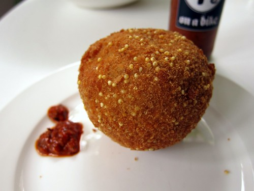 Paprika Scotch Egg