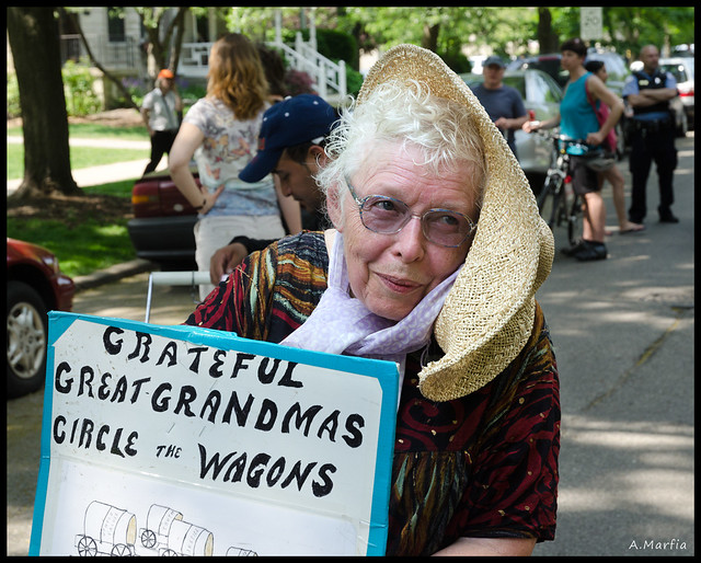 Grateful Great Grandmas