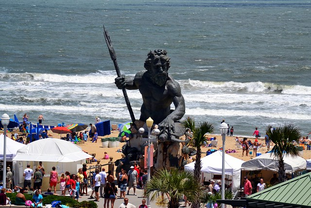 Virginia Beach Boardwalk Art Show