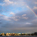 Rainbow over the Inner Harbour