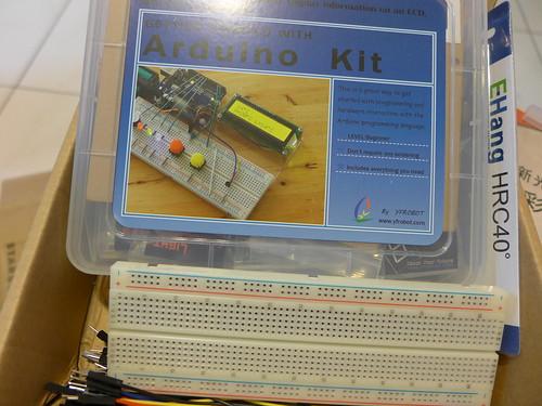 Arduino 學習套件進階版