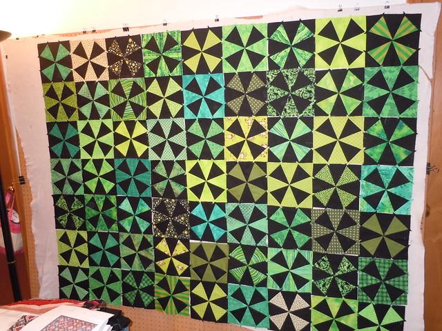 kaleidoscope progress