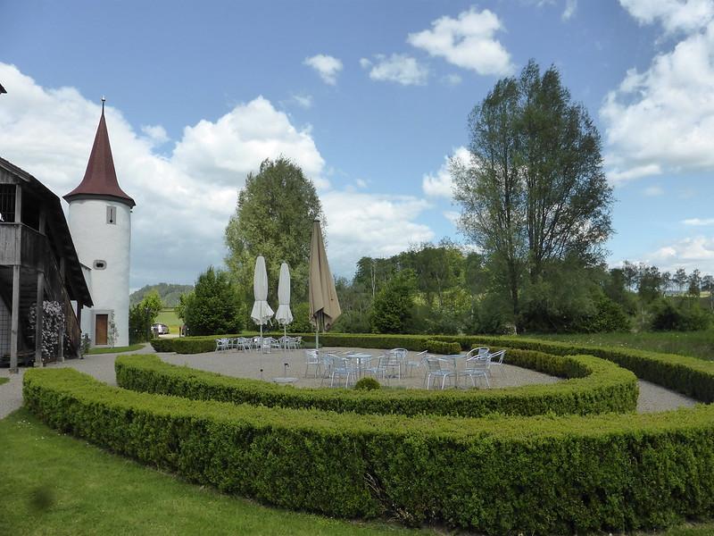 Garden Schloss Wyher Ettiswil