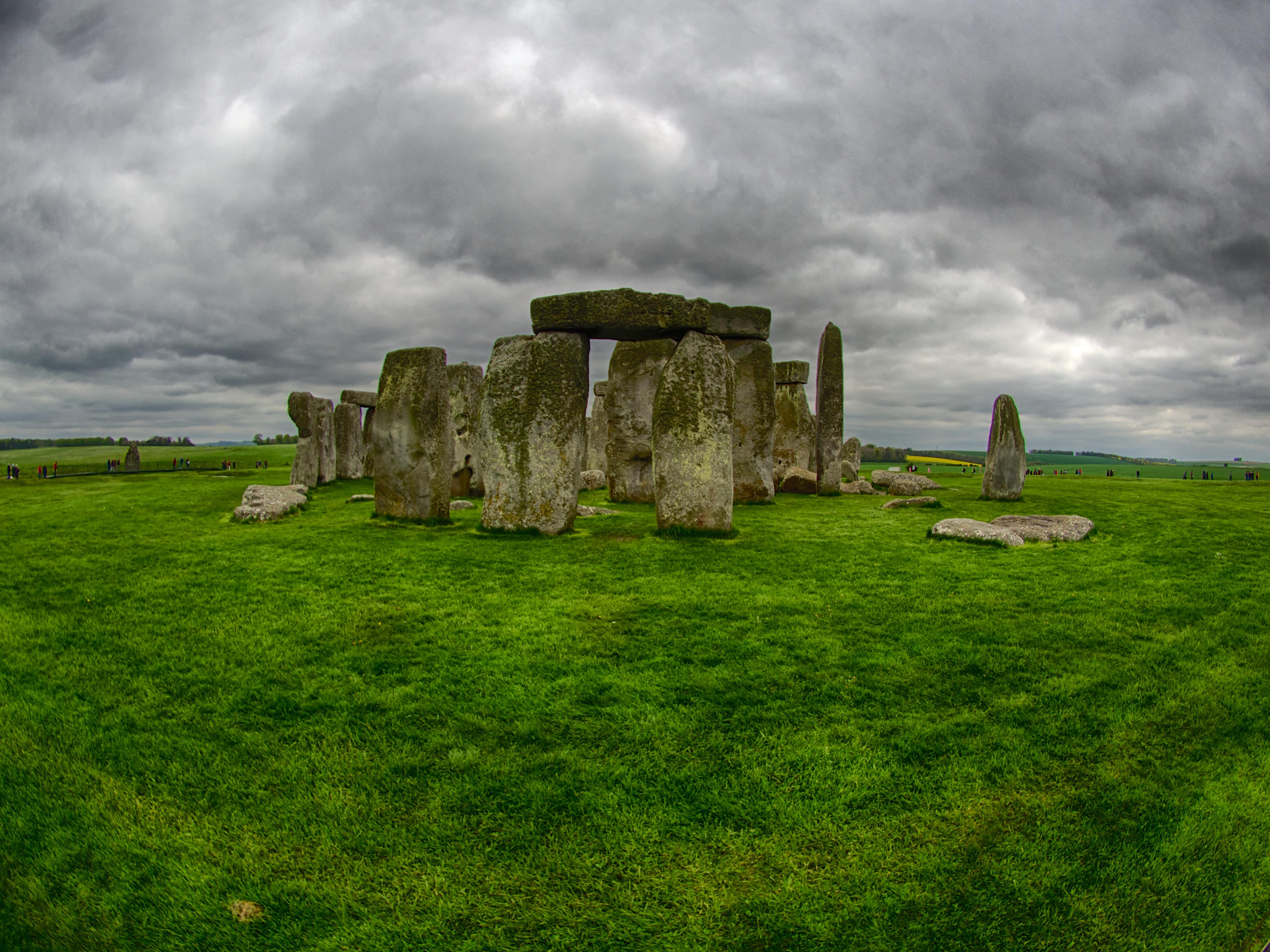 Stonehenge Elevation : Elevation of allington salisbury sp uk maplogs