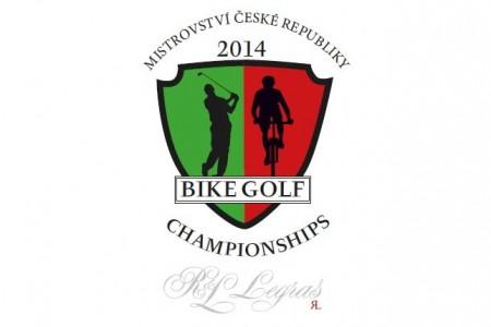 BikeGolf 2014 - prověřte svou cyklistickou formu a golfovou techniku