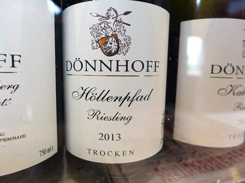 Doennhoff Hoellenpfad Riesling